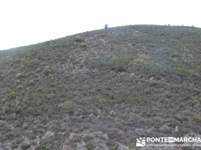 Senda Genaro - GR300 - Embalse de El Atazar - Patones de Abajo _ El Atazar; senderismo fuerteventura